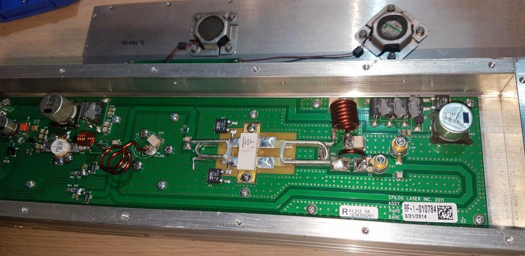 Laser Epilog RF