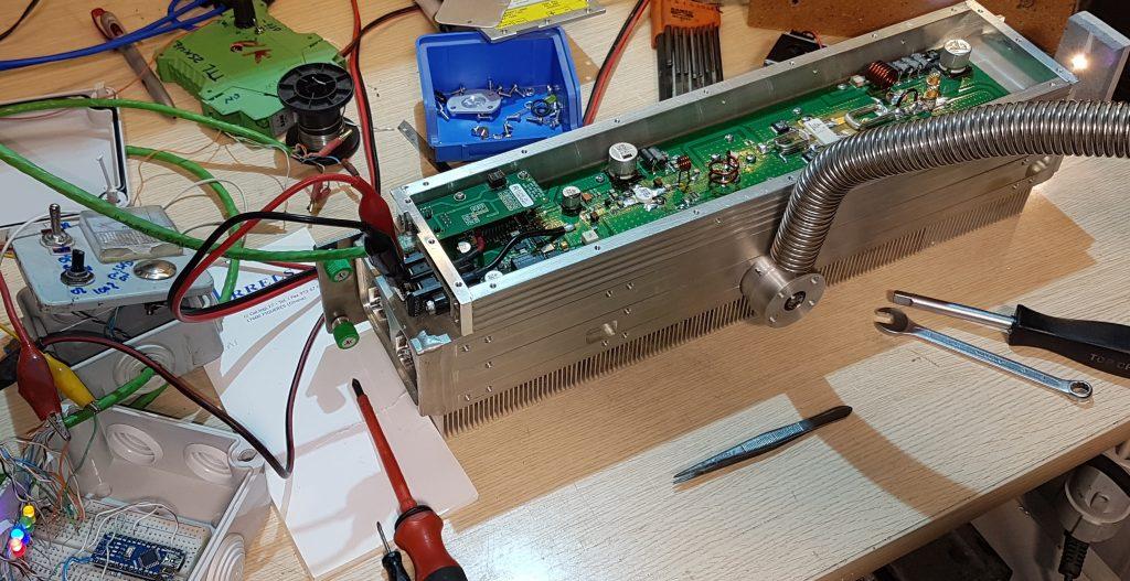 Laser Epilog 40W recarga