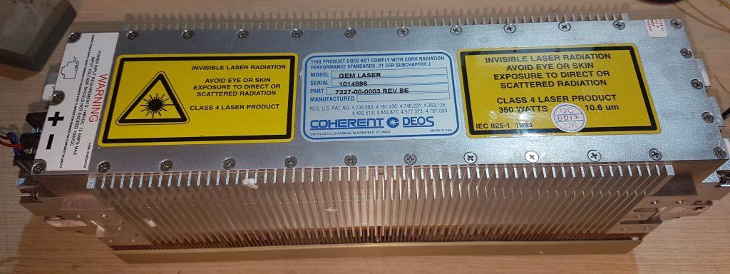 Laser Coherent GEM series