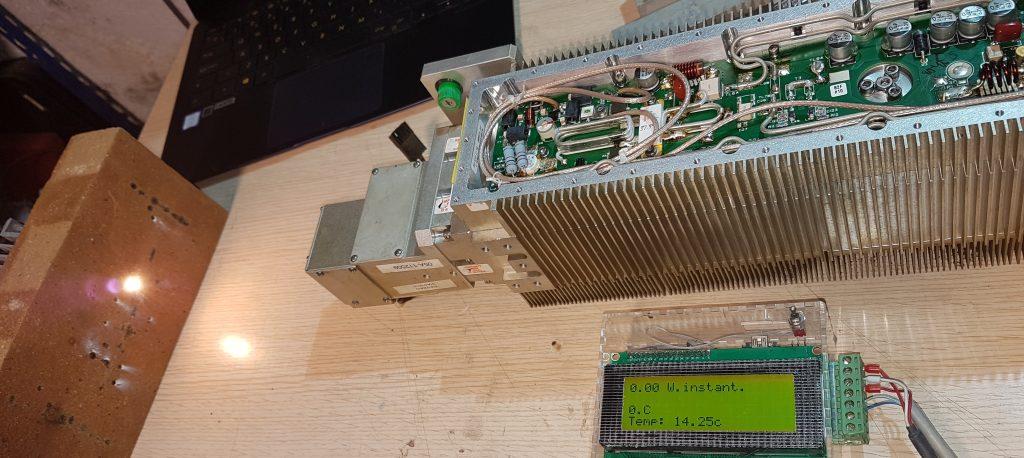 Laser coherent GEM 60W